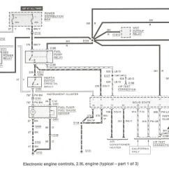 1990 Ford Ranger Wiring Diagram Radio Seymour Duncan 59 1984 Great Installation Of Bronco Ii Electrical Diagrams At The Station Rh Therangerstation Com 1985 2 8 Stereo
