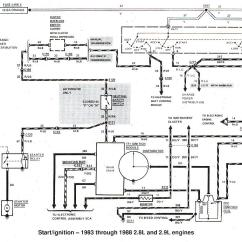 89 Mustang Alternator Wiring Diagram Ibanez Rg1527 Ford Ranger & Bronco Ii Electrical Diagrams At The Station