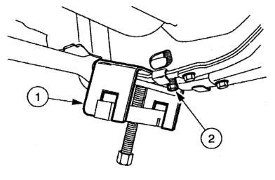 Ford Ranger Torsion Bar / Key Removal & Installation