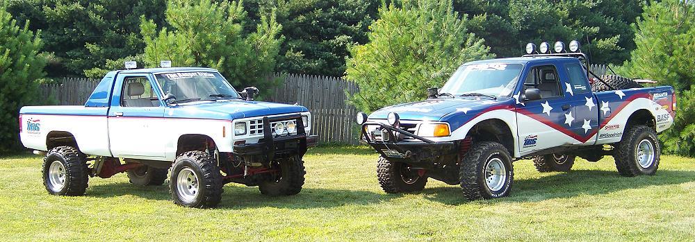 Ball Ranger 1997 Ford Joint
