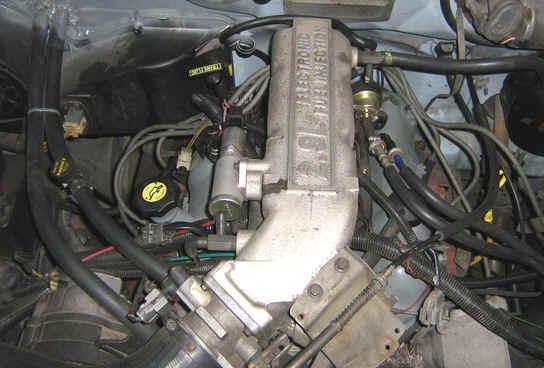 1991 Ford F  Tfi Wiring Diagram Ford Ranger Bronco Ii 2 9 Liter Engines