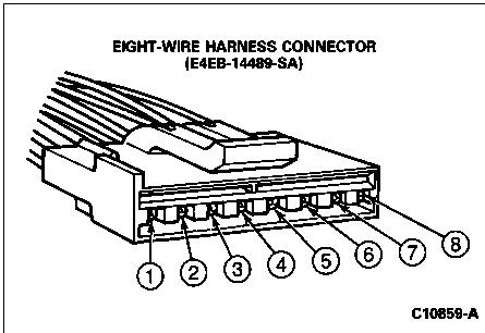 Checking 4WD Shift Module Circuits (1994-Older)