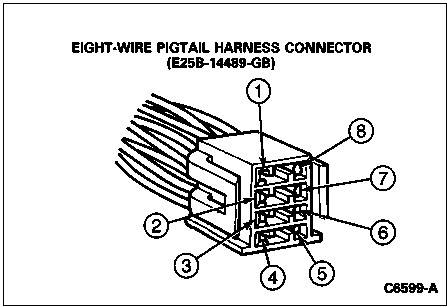 Checking 4WD Shift Module Circuits (1994-Older) : The