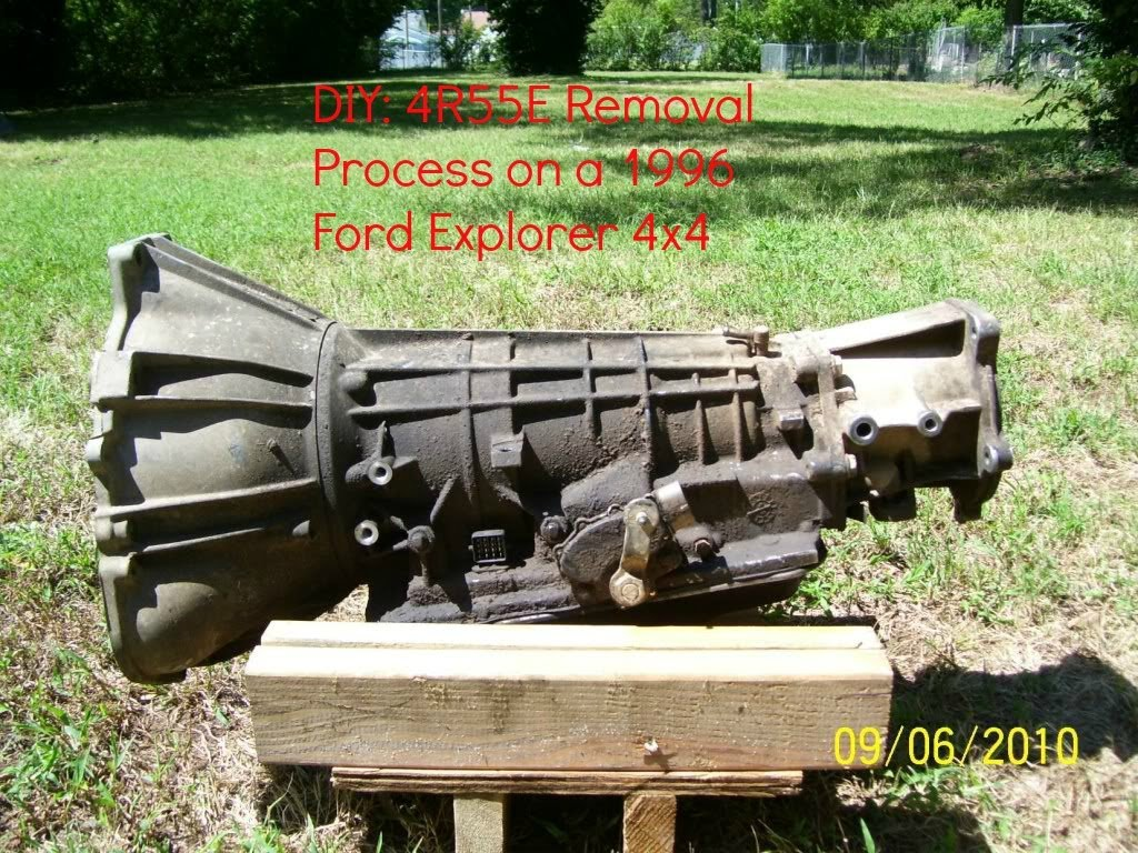 hight resolution of seven common problems with the ford 4r55e transmission the ranger station