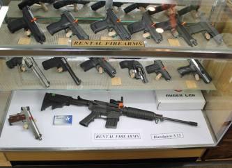 Rental Firearms pic