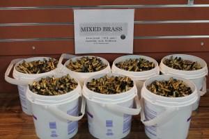 Brass Casings for sale