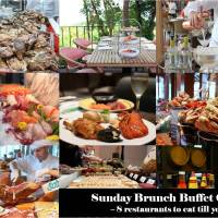 Snippets: 8 Sunday Brunch Buffets in Singapore you should not miss | Have only the best this weekend!