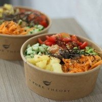Food Review: A Poke Theory at Boon Tat Street | Hawaiian healthy rice bowl in CBD