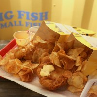Food Review: Big Fish Small Fish at Punggol Tebing Lane | 7 Container Dining Concepts at Punggol East