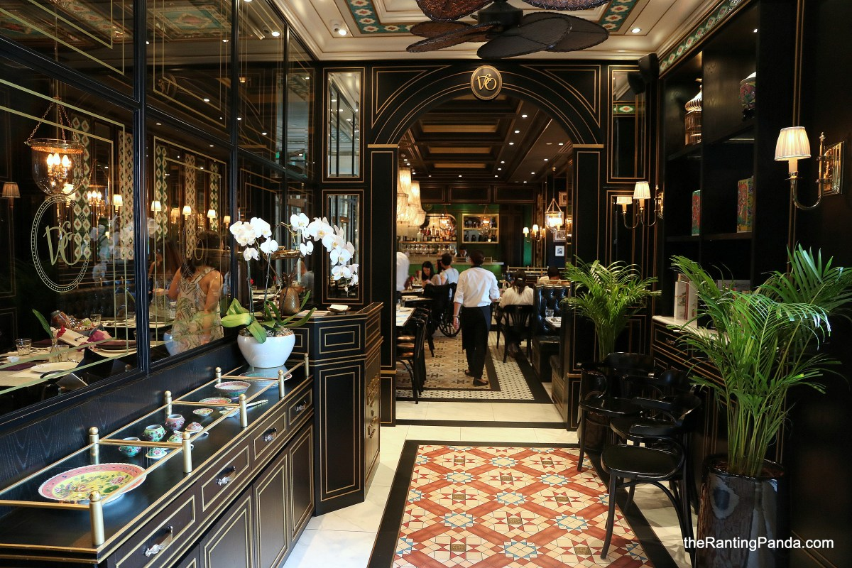 National Gallery Restaurant Singapore