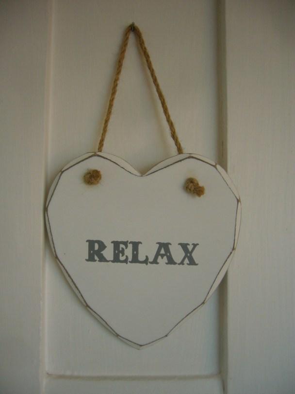 Relax heart
