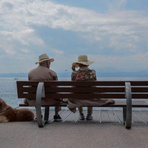 Ältere Beziehungen in der Krise