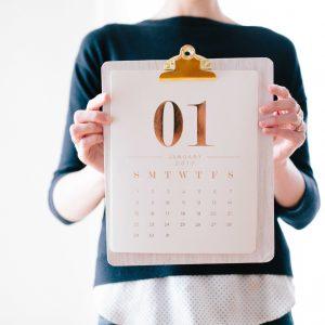 Von guten Vorsätzen, Ratschlägen und Wehwehchen die 2018 ebenfalls wieder guten Tag sagen