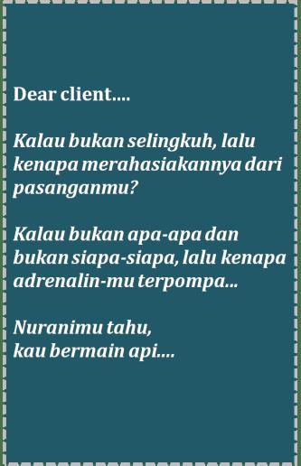 bukan-selingkuh_dear-client