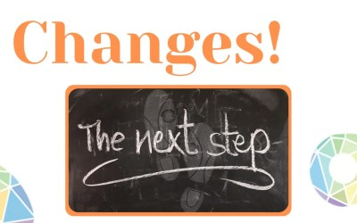 There are two important changes coming…