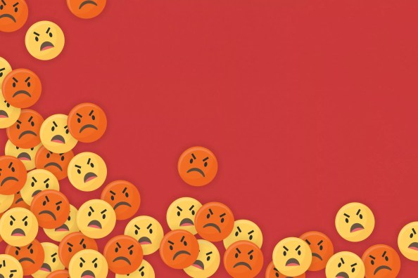 Aggressive Outbursts can be harmful