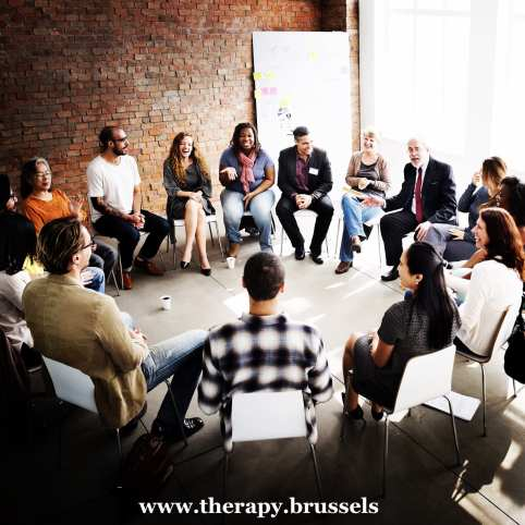 Group Therapy In Brussels Family Costellations Workshop