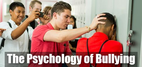 the psychology of bullying