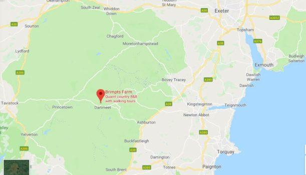 Brimpts Farm on Google Maps
