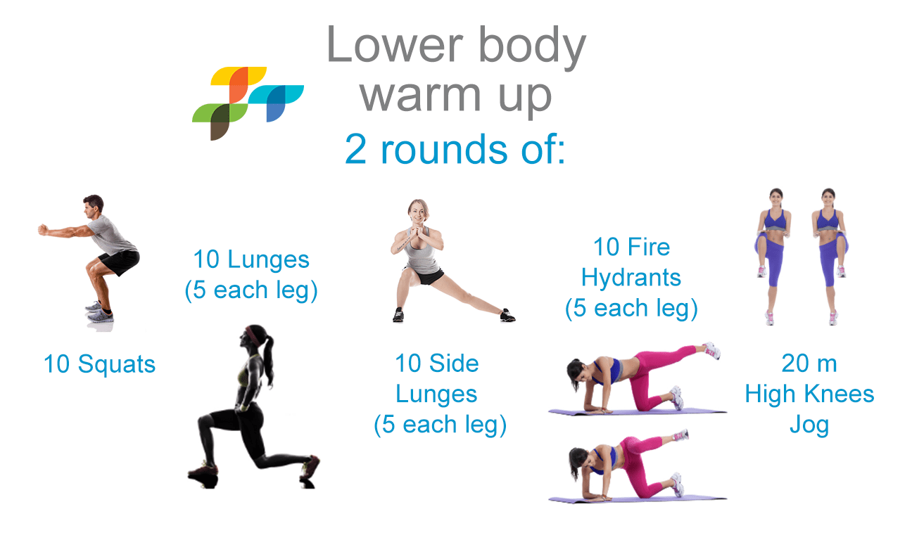 How To Properly Warm Up Before Your Workout