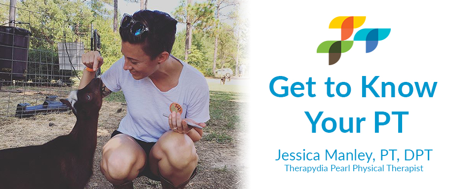 Jessica Manley Portland Physical Therapist Pearl