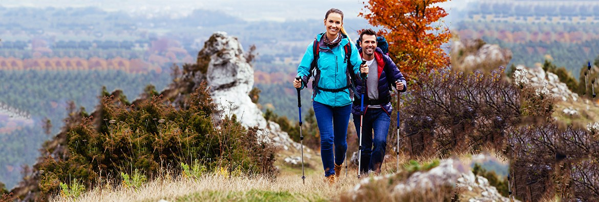 hiking accessories for injury prevention