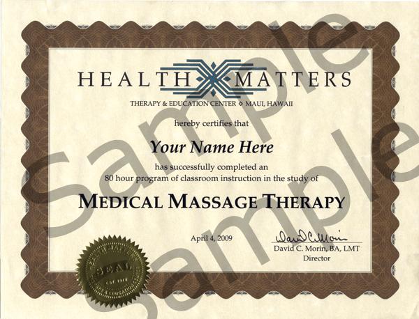 health-matters-certificate