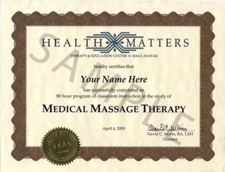 health-matters-certificate-sample