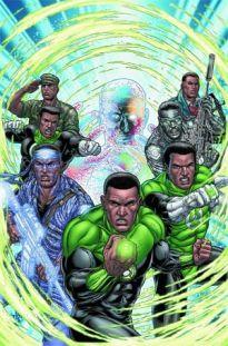 Green Lantern Corps Vol 3 #18 Regular Juan Jose Ryp