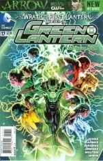 Green Lantern Vol 5 #17 Regular Doug Mahnke