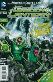 Green Lantern Vol 5 #18 Regular Gary Frank