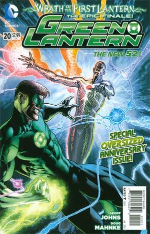 Green Lantern Vol 5 #20 Regular Doug Mahnke