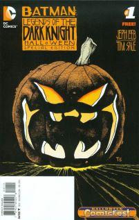 HCF 2014 Batman Legends Of The Dark Knight Halloween Special