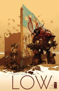 Low #4 Greg Tocchini