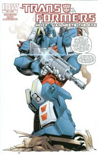Transformers More Than Meets The Eye #34 Cover A Regular Brendan Cahill