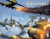 War Stories #2 Cover B Wraparound