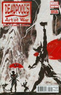 Deadpools Art Of War #2 Scott Koblish