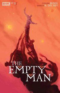 Empty Man #5 Vanesa Del Rey