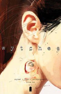Wytches #2 Jock