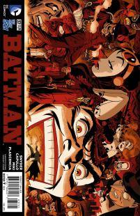 Batman Vol 2 #37 Cover B Variant Darwyn Cooke