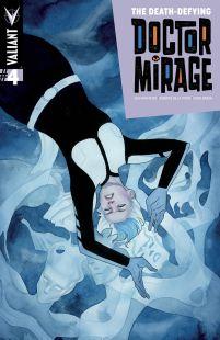 Death-Defying Doctor Mirage #4 Roberto de la Torre