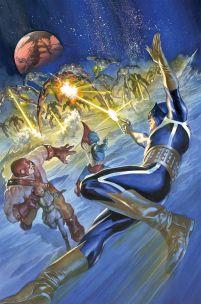 Guardians 3000 #3 Cover A Regular Alex Ross