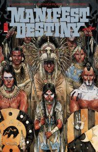 Manifest Destiny #12 Matthew Roberts