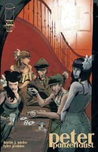 Peter Panzerfaust #22 Tyler Jenkins
