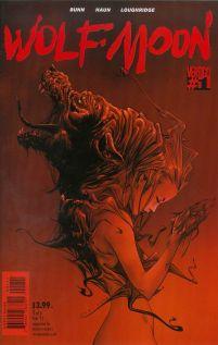 Wolf Moon #1 Cover A Regular Jae Lee
