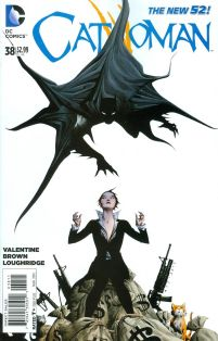 Catwoman Vol 4 #38 Cover A Regular Jae Lee