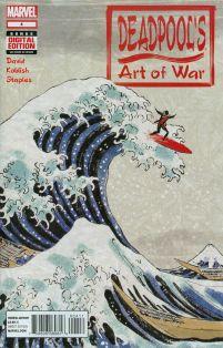 Deadpools Art Of War #4 Scott Koblish