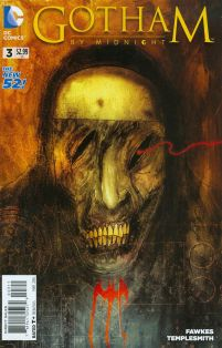 Gotham By Midnight #3 Cover A Regular Ben Templesmith
