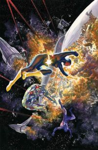 Guardians 3000 #4 Cover A Regular Alex Ross