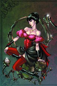 Legenderry Vampirella #1 Cover G Rare Joe Benitez Virgin